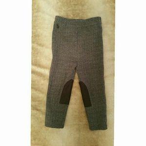 Ralph Lauren-Tweed Riding Pants- Size 18-24
